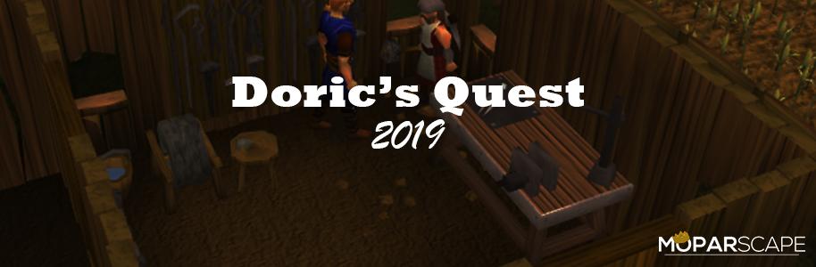 Doric's Quest