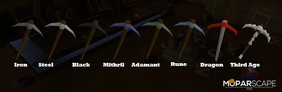 Pickaxes
