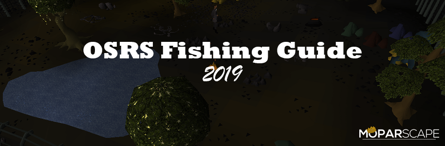 OSRS Fishing Guide