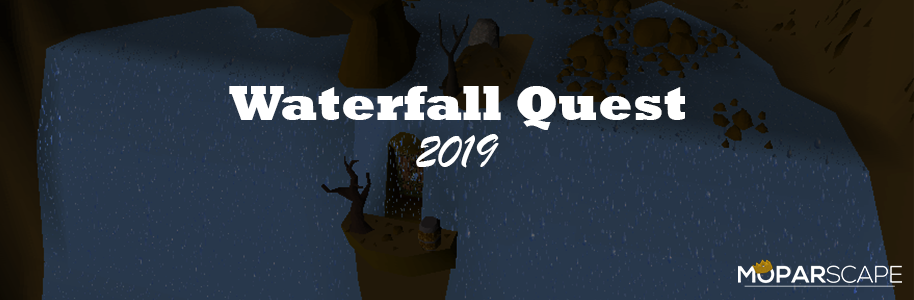 Waterfall Quest